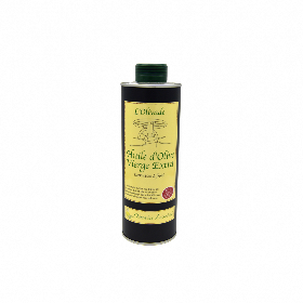 Huile d'Olive Vierge Extra Bidon 50cl